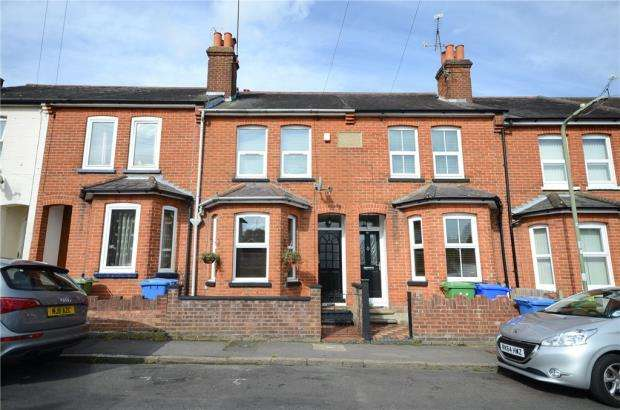 2 Bedrooms Terraced House for sale in Kings Road, Aldershot, Hampshire