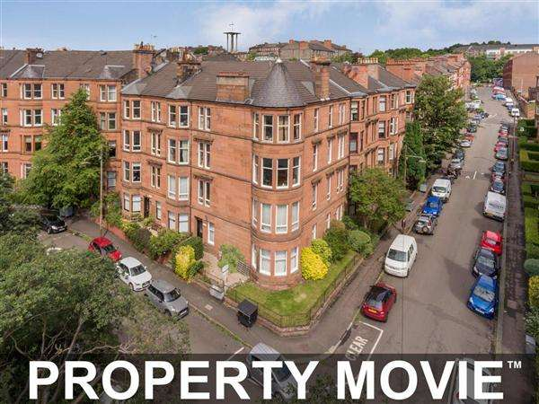 2 Bedrooms Flat for sale in 0/2, 98 Wilton Street, North Kelvinside, Glasgow, G20 6QZ