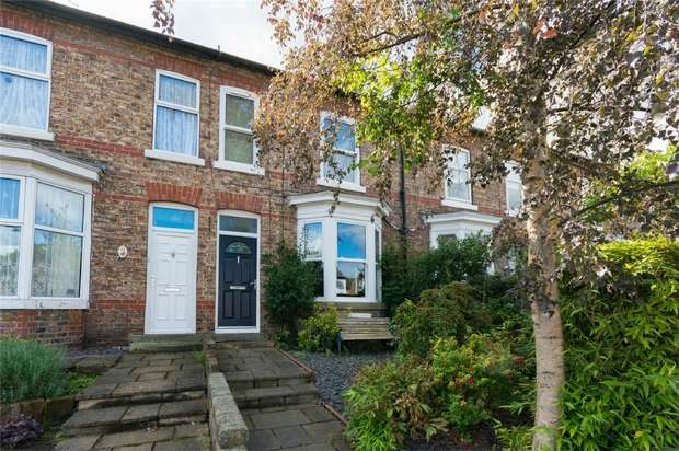 3 Bedrooms Terraced House for sale in The Village, Strensall, YORK
