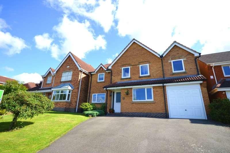 5 Bedrooms Detached House for sale in Edgecote Drive, SWADLINCOTE, DE11