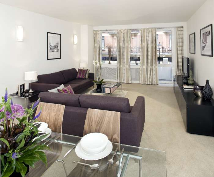 3 Bedrooms Apartment Flat for rent in Weymouth Street, Marylebone, W1