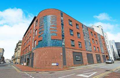 1 Bedroom Flat for sale in Quayside, Bute Crescent, Cardiff, Caerdydd