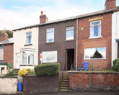3 Bedrooms Terraced House for sale in Smithy Wood Crescent, Sheffield, South Yorkshire