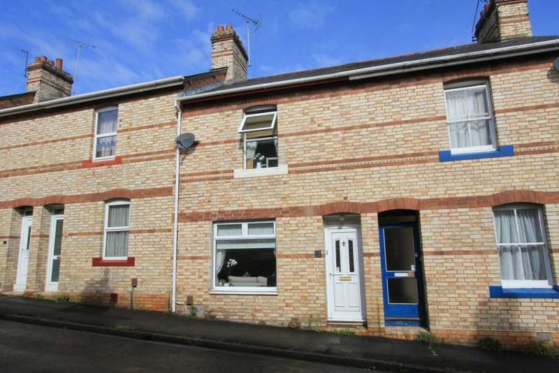 3 Bedrooms Terraced House for sale in Hillmans Road, Newton Abbot