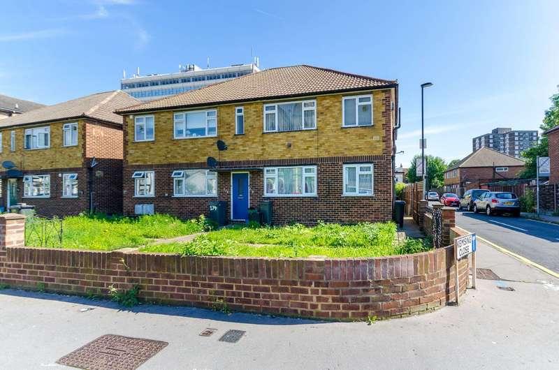 2 Bedrooms Maisonette Flat for sale in Bensham Manor Road, Thornton Heath, CR7