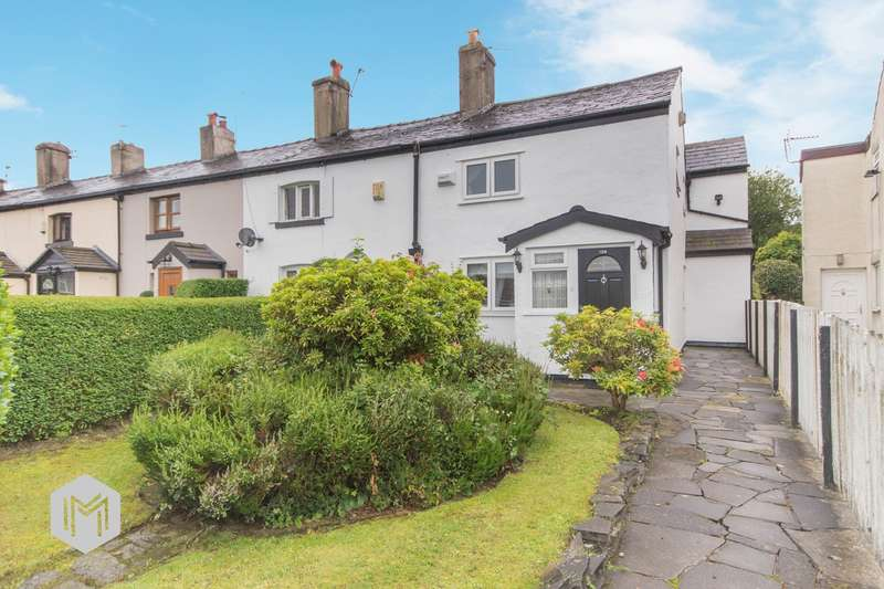 2 Bedrooms Cottage House for sale in Lily Hill Street, Whitefield, Manchester, M45