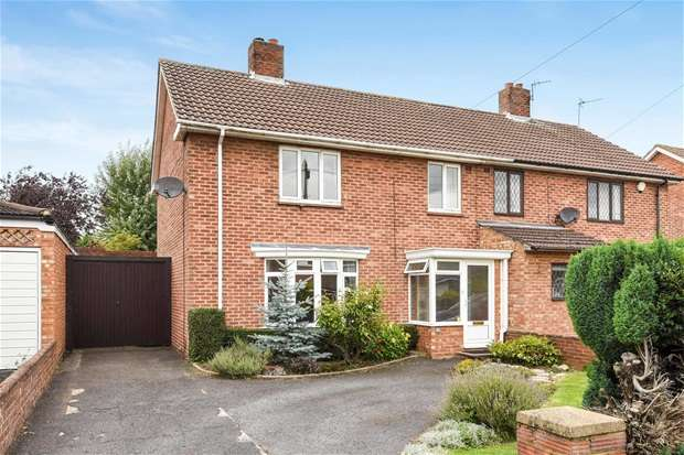 3 Bedrooms Semi Detached House for sale in Putnoe Heights, Bedford