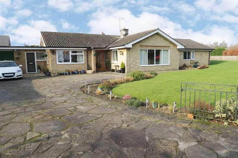 4 Bedrooms Detached Bungalow for sale in School Crescent, Anwick