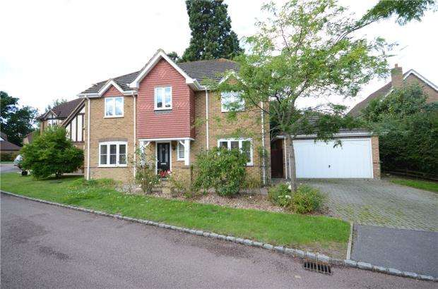 5 Bedrooms Detached House for sale in Innings Lane, Warfield, Berkshire