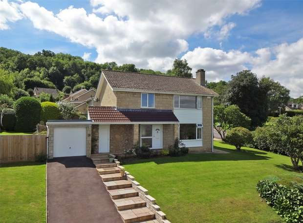 4 Bedrooms Detached House for sale in 51 Hantone Hill, Bathampton, Bath