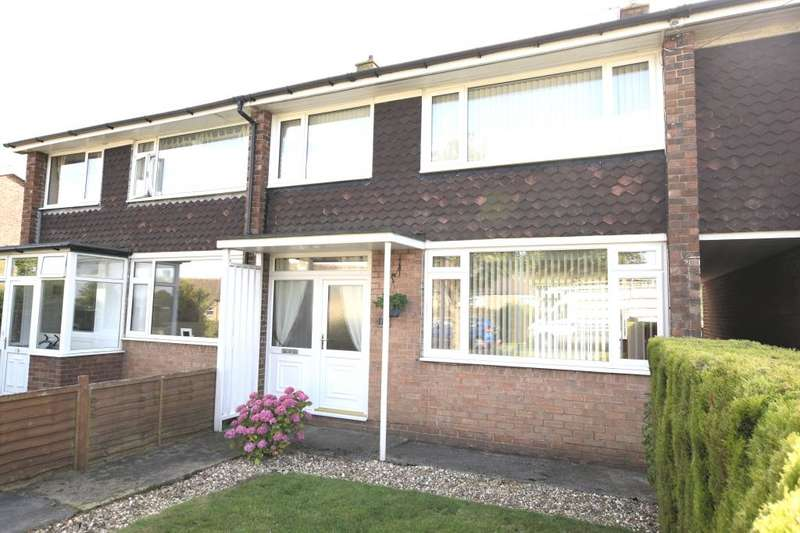 3 Bedrooms Terraced House for sale in Moor Lane, Newby, Scarborough, North Yorkshire YO12 5SP