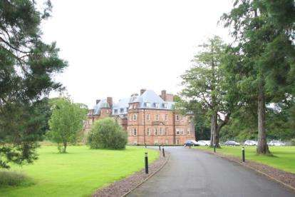 2 Bedrooms Flat for sale in Ballochmyle House, Mauchline, East Ayrshire