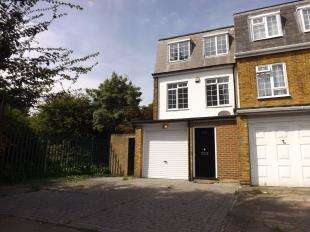 3 Bedrooms End Of Terrace House for sale in Hoser Avenue, London, .