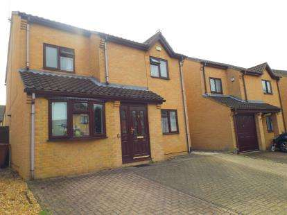 4 Bedrooms Detached House for sale in Ambleside Gardens, Peterborough, Cambridgeshire