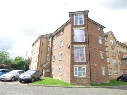 2 Bedrooms Flat for sale in Barking, Essex