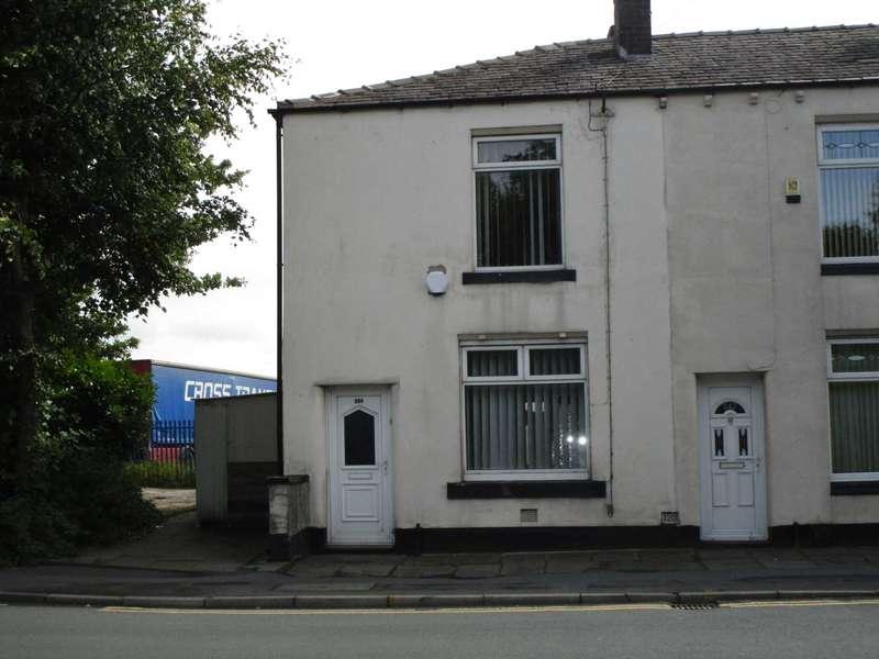 3 Bedrooms End Of Terrace House for sale in Higginshaw Lane, Heyside
