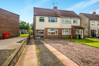 3 Bedrooms Semi Detached House for sale in Walsall Wood Road, Walsall, West Midlands