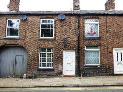 2 Bedrooms Terraced House for sale in Hurdsfield Road, Macclesfield, Cheshire