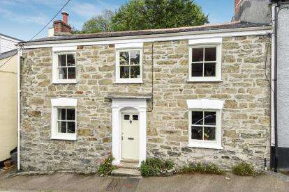 4 Bedrooms End Of Terrace House for sale in Flushing, Falmouth, Cornwall