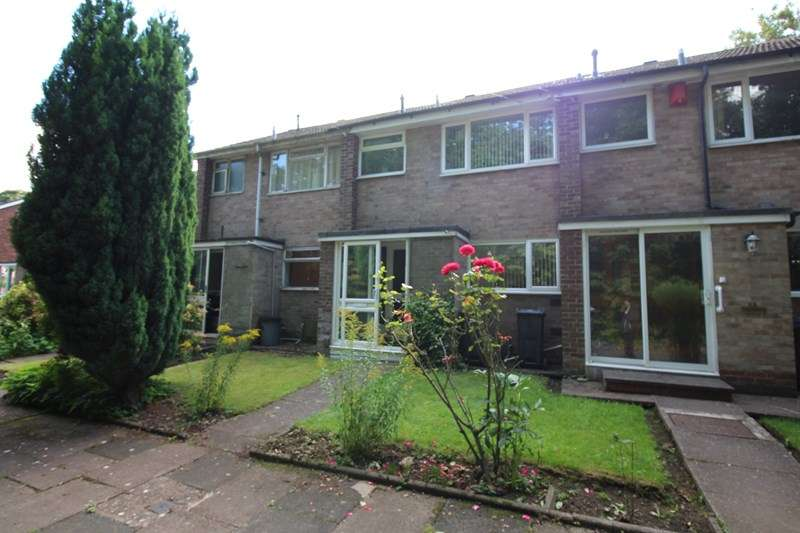 2 Bedrooms Terraced House for sale in Palmcourt Avenue, Hall Green, Birmingham