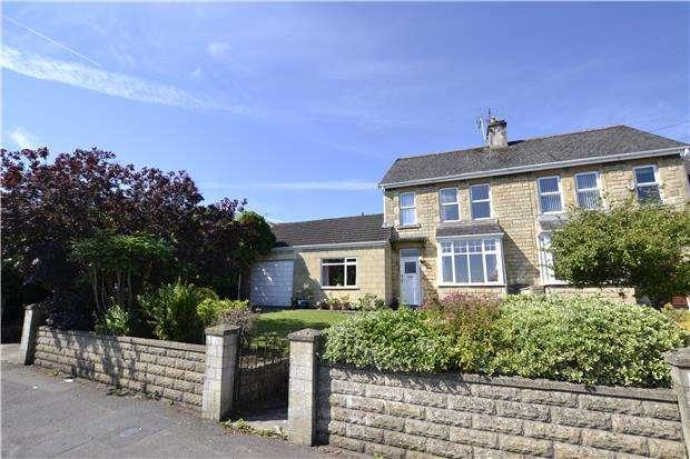 3 Bedrooms Semi Detached House for sale in Mount Road, Southdown, BATH, Somerset, BA2 1LJ