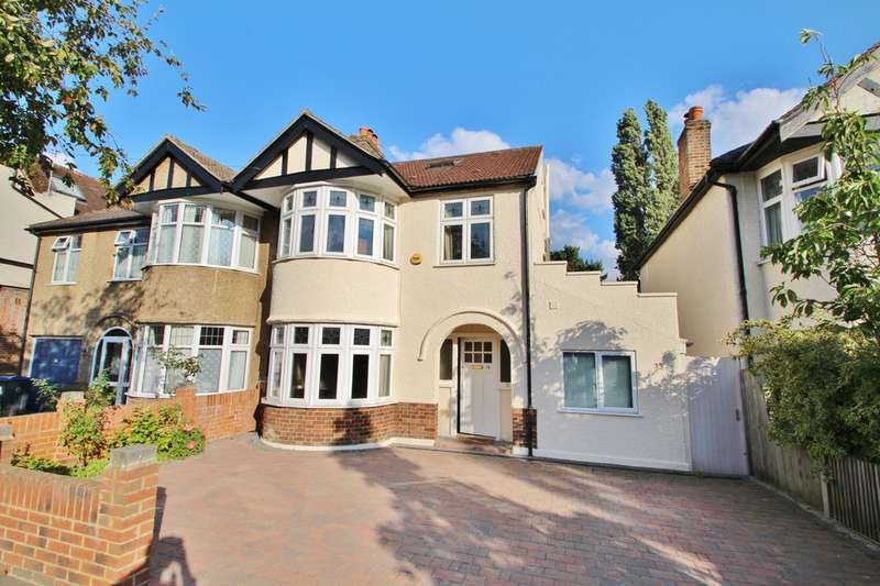 4 Bedrooms Semi Detached House for sale in Alexandra Drive, Surbiton