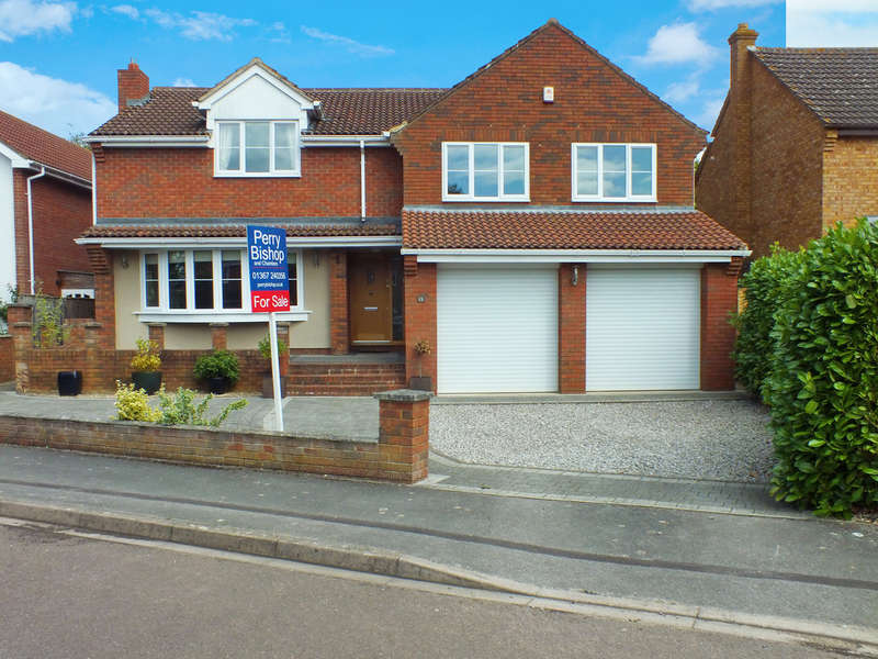 4 Bedrooms Detached House for sale in Shrivenham