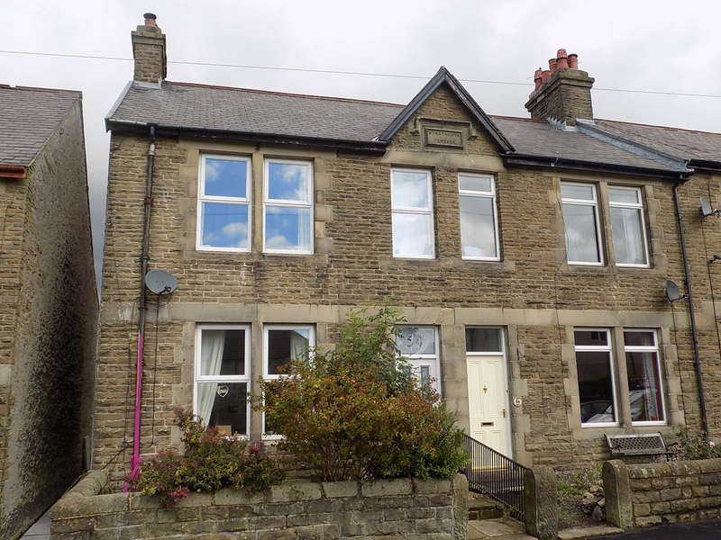 3 Bedrooms End Of Terrace House for sale in Cliff Road, Buxton
