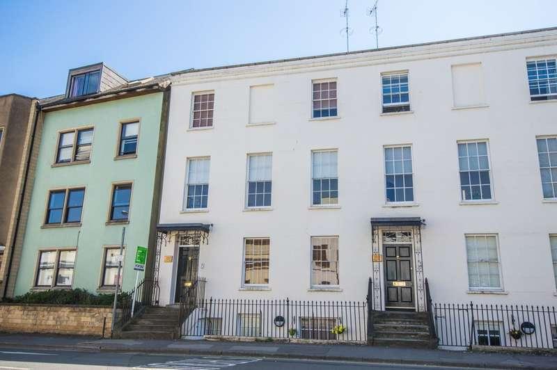 1 Bedroom Ground Flat for sale in Bath Road, Cheltenham, GL53 7HJ