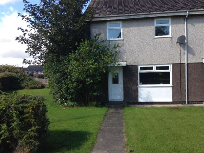 3 Bedrooms End Of Terrace House for sale in Beech Walk, Eastfield, YO11 3HN