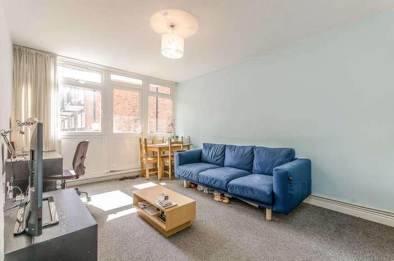 1 Bedroom Flat for sale in Wenlock Street, Hoxton, N1