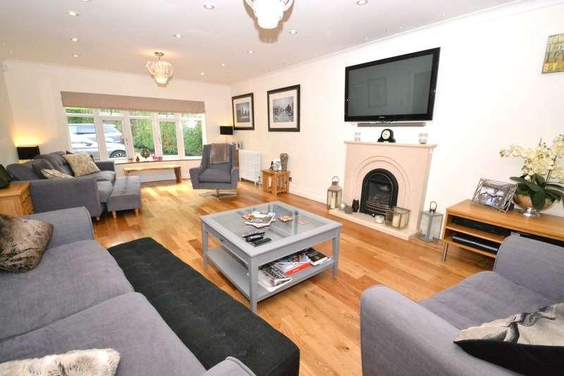 5 Bedrooms Detached House for sale in School Lane, Netteswell Cross, Harlow, Essex, CM20