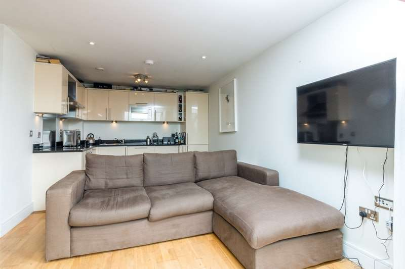 1 Bedroom Flat for sale in Cheshire Street, London, London, E2