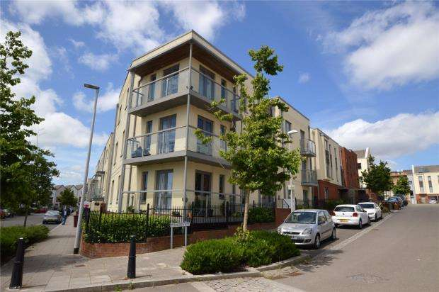 1 Bedroom Flat for sale in Mildren Way, Plymouth, Devon