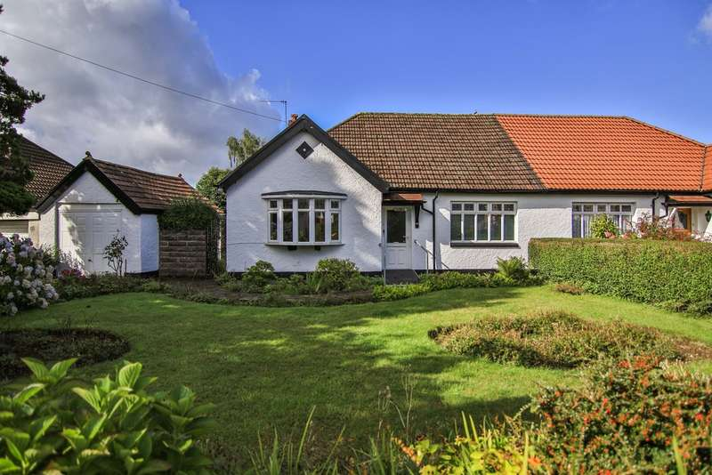 3 Bedrooms Semi Detached Bungalow for sale in Heath Park Avenue, Heath, Cardiff