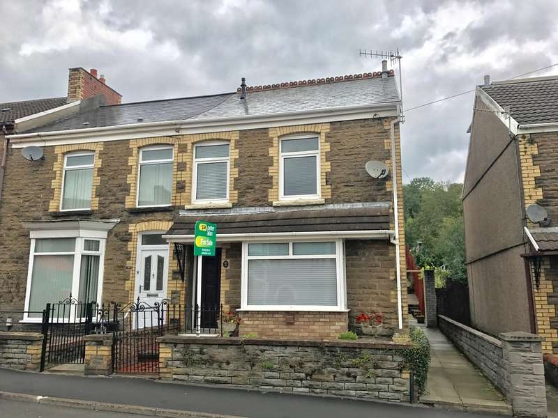 3 Bedrooms End Of Terrace House for sale in Dynevor Road, Skewen, Neath