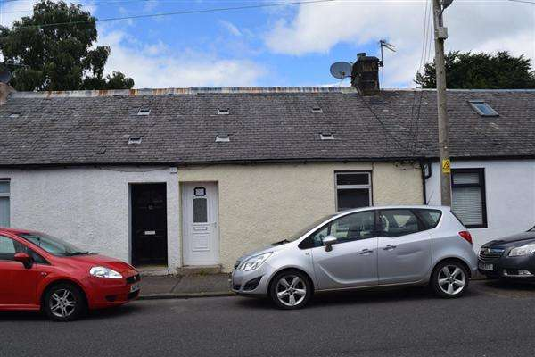2 Bedrooms Terraced House for sale in Camnethan Street, LARKHALL