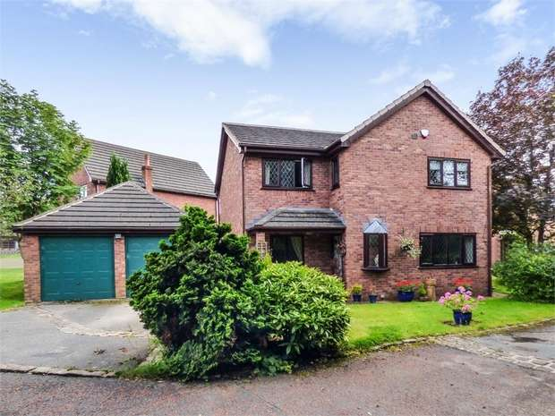 4 Bedrooms Detached House for sale in The Crossings, Hoghton, Preston, Lancashire