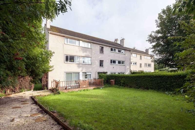 2 Bedrooms Ground Flat for sale in Oxgangs Avenue, Edinburgh, EH13 9JW