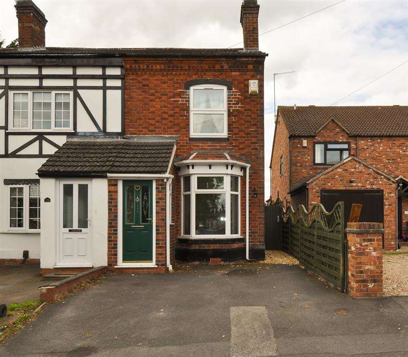 3 Bedrooms Semi Detached House for sale in Feckenham Road, Headless Cross, Redditch