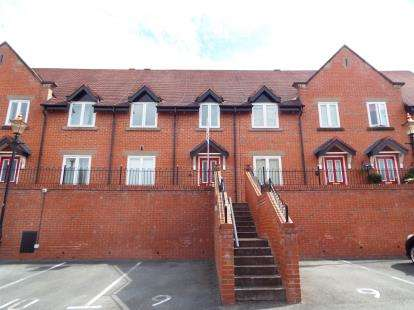 3 Bedrooms Terraced House for sale in Cookes Court, Tattenhall, Chester, Cheshire, CH3