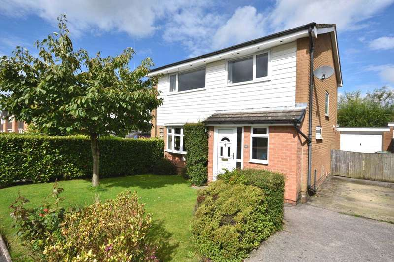 4 Bedrooms Detached House for sale in SULGRAVE AVENUE, POYNTON