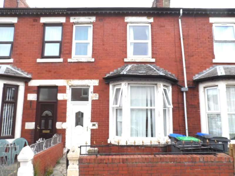 3 Bedrooms Terraced House for sale in Fenton Road, Blackpool, FY1 3RT
