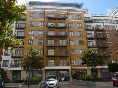 1 Bedroom Flat for sale in Constantine House, 14 Boulevard Drive, London