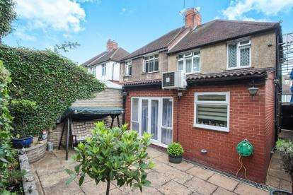 3 Bedrooms Semi Detached House for sale in Farley Hill, Luton, Bedfordshire, England