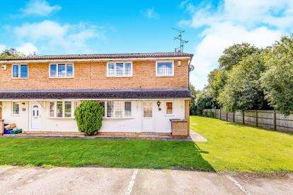 2 Bedrooms End Of Terrace House for sale in Sir John Pascoe Way, Duston, Northampton, Northamptonshire