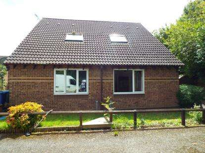 1 Bedroom End Of Terrace House for sale in Willow Drive, Bicester, Oxfordshire