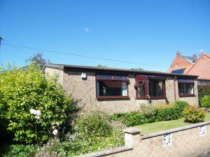 2 Bedrooms Bungalow for sale in Stonehouse Gardens, Whitby, North Yorkshire