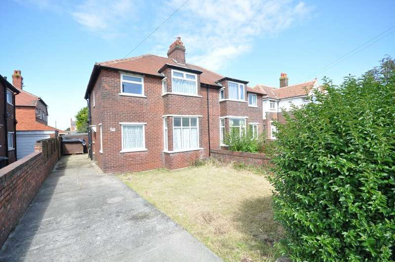 3 Bedrooms Semi Detached House for sale in St Leonards Road East, St Annes, Lytham St Annes, Lancashire, FY8 2HD