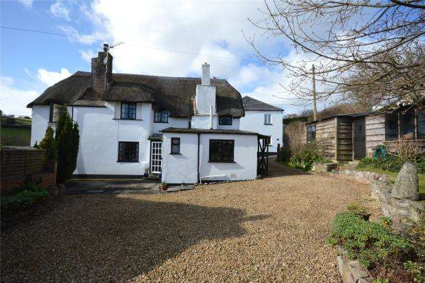4 Bedrooms Detached House for sale in Holcombe Village, Holcombe, Dawlish, Devon